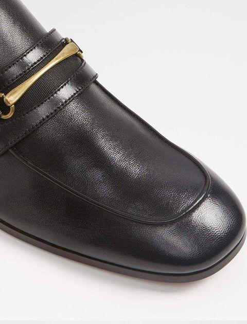 کفش اداری چرم مردانه - آلدو - مشکي - 4