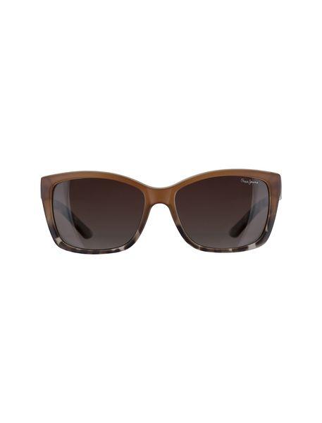 عینک آفتابی ویفرر زنانه - قهوه اي روشن - 1