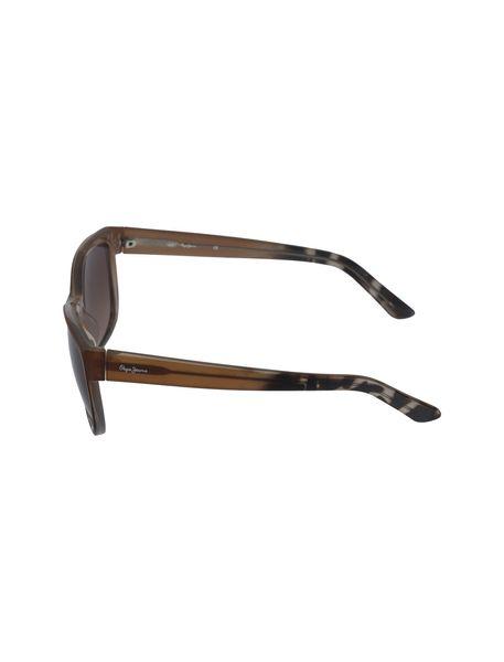 عینک آفتابی ویفرر زنانه - قهوه اي روشن - 3