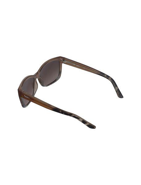 عینک آفتابی ویفرر زنانه - قهوه اي روشن - 4