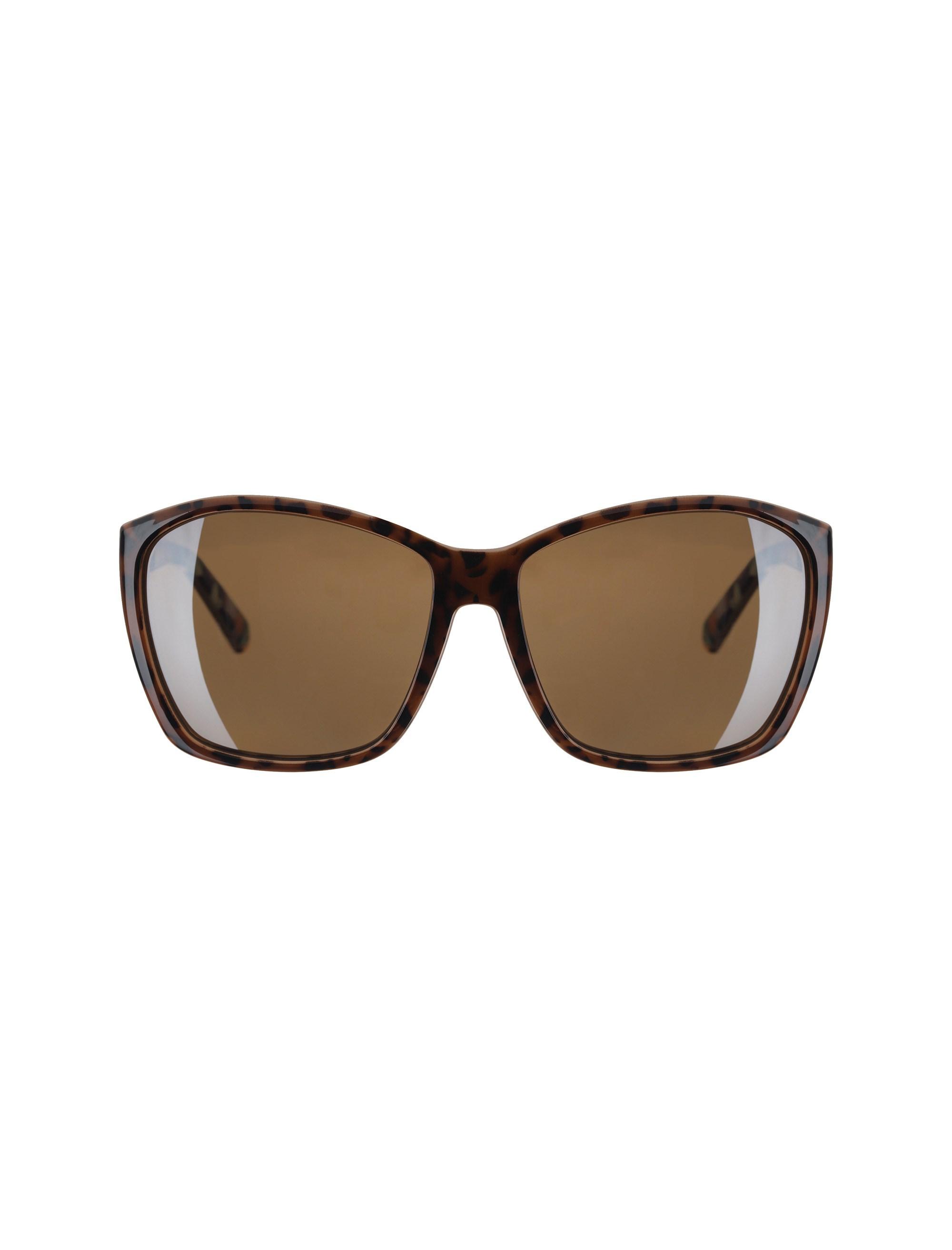 عینک آفتابی مربعی زنانه - تد بیکر