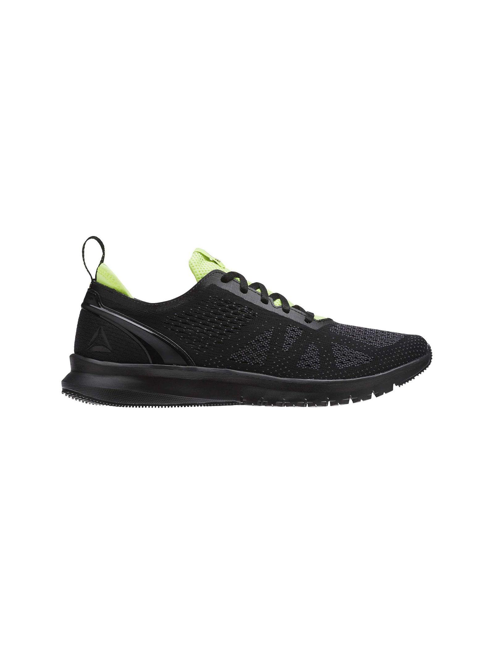 کفش مخصوص دویدن مردانه ریباک مدل Smooth Clip Ultraknit - مشکي - 1