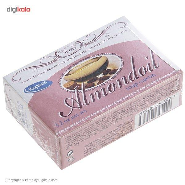 صابون کاپوس مدل Almond Oil مقدار 100 گرم -  - 2