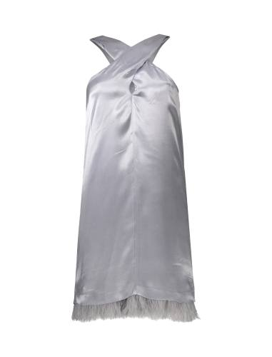 لباس خواب ویسکوز کوتاه زنانه - مانگو