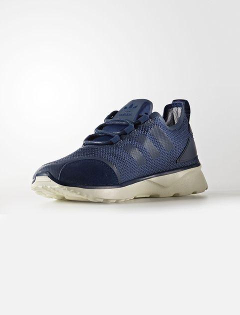 کفش راحتی زنانه آدیداس مدل BB2278 - سرمه اي - 4