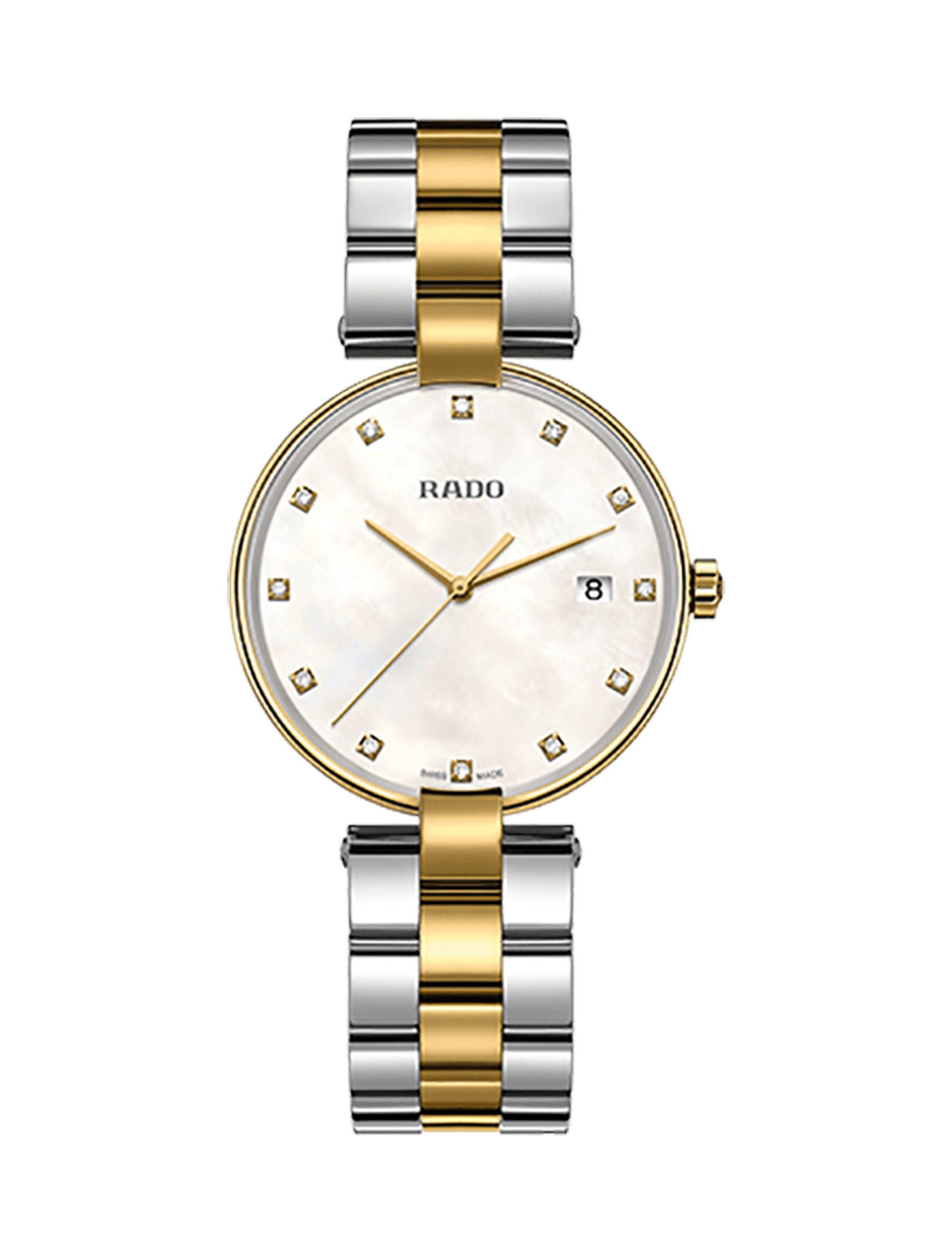 ساعت مچی عقربه ای مردانه - رادو 51