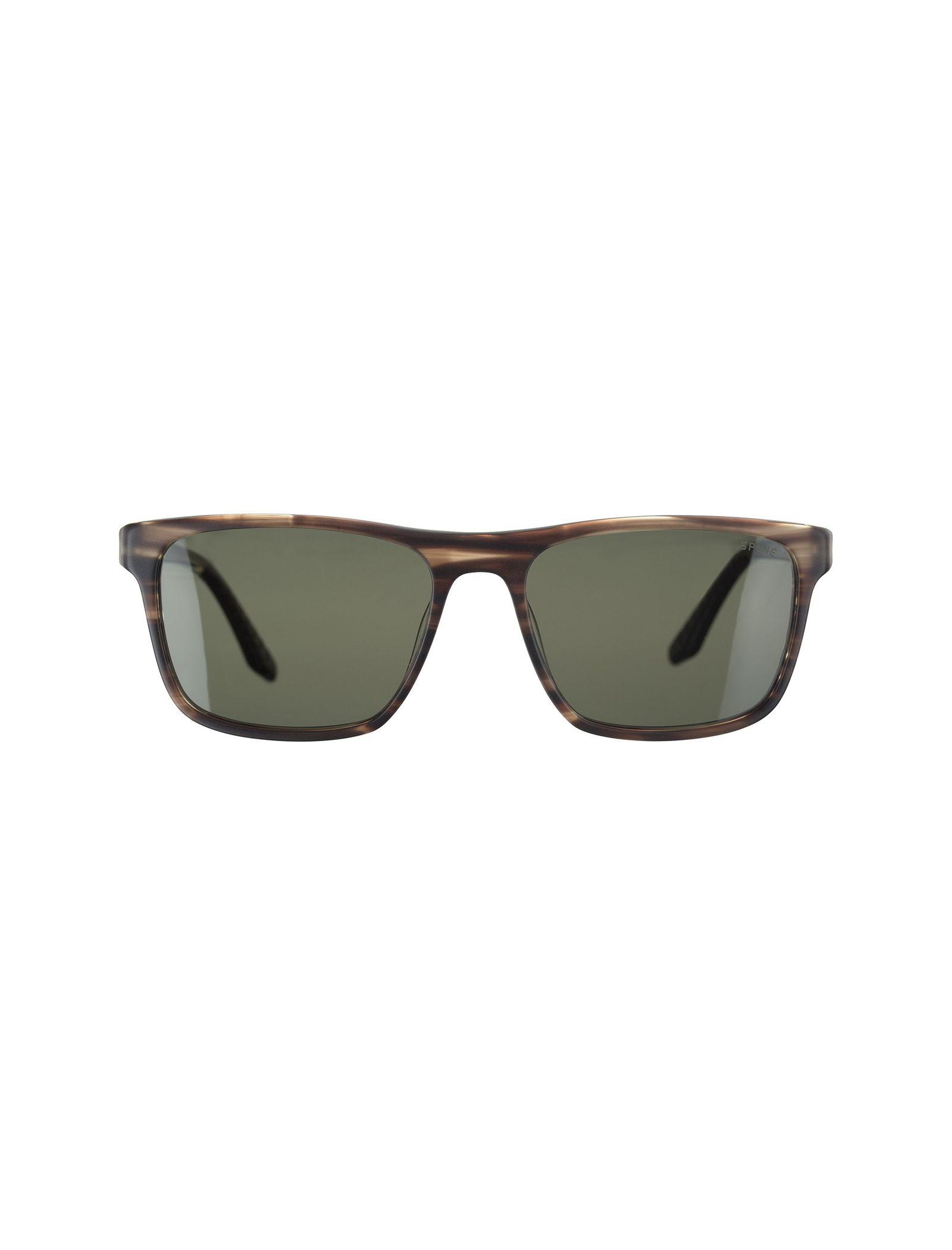 عینک آفتابی ویفرر مردانه - اسپاین - قهوه اي - 1