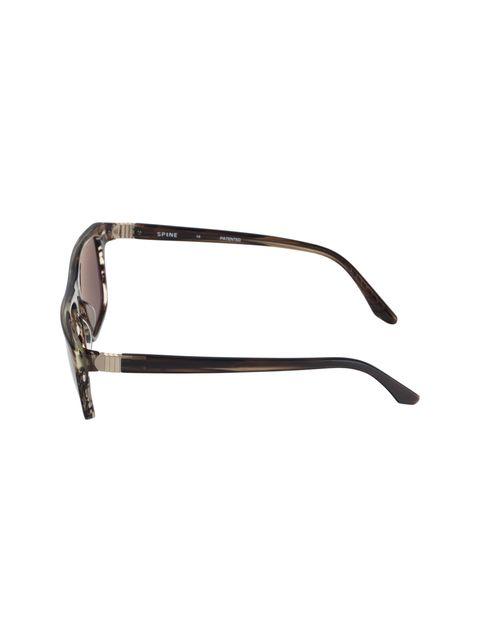 عینک آفتابی ویفرر مردانه - قهوه اي - 3