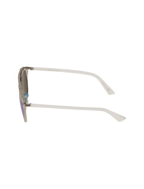 عینک آفتابی پنتوس زنانه - دیور - نقره اي و سفيد - 3