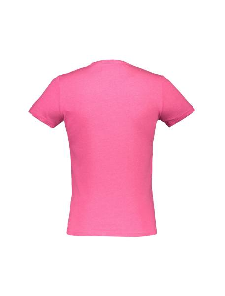 تی شرت آستین کوتاه مردانه Full Weight Entry - صورتي   - 2