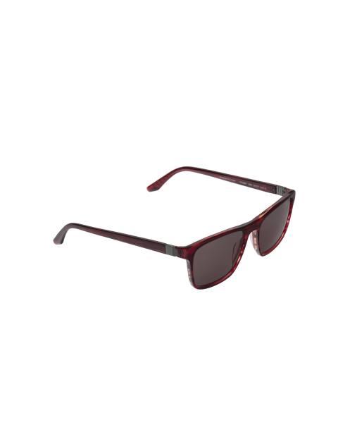 عینک آفتابی ویفرر مردانه - اسپاین - زرشکي  - 2
