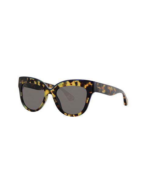 عینک آفتابی پروانه ای زنانه - ساندرو - قهوه اي       - 1