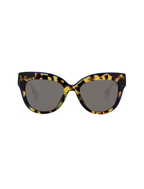 عینک آفتابی پروانه ای زنانه - ساندرو - قهوه اي       - 2