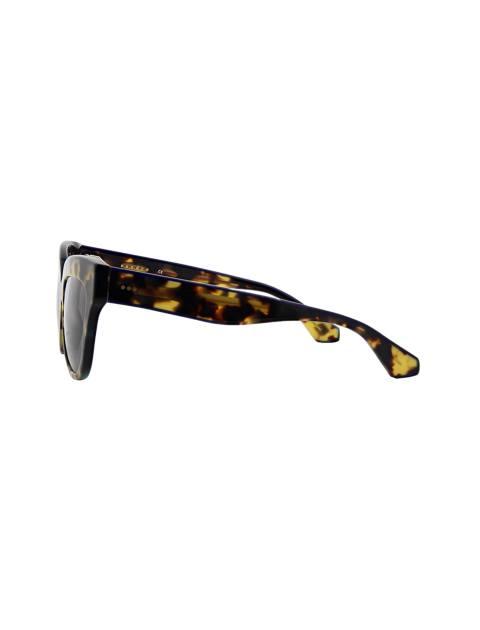 عینک آفتابی پروانه ای زنانه - ساندرو - قهوه اي       - 3