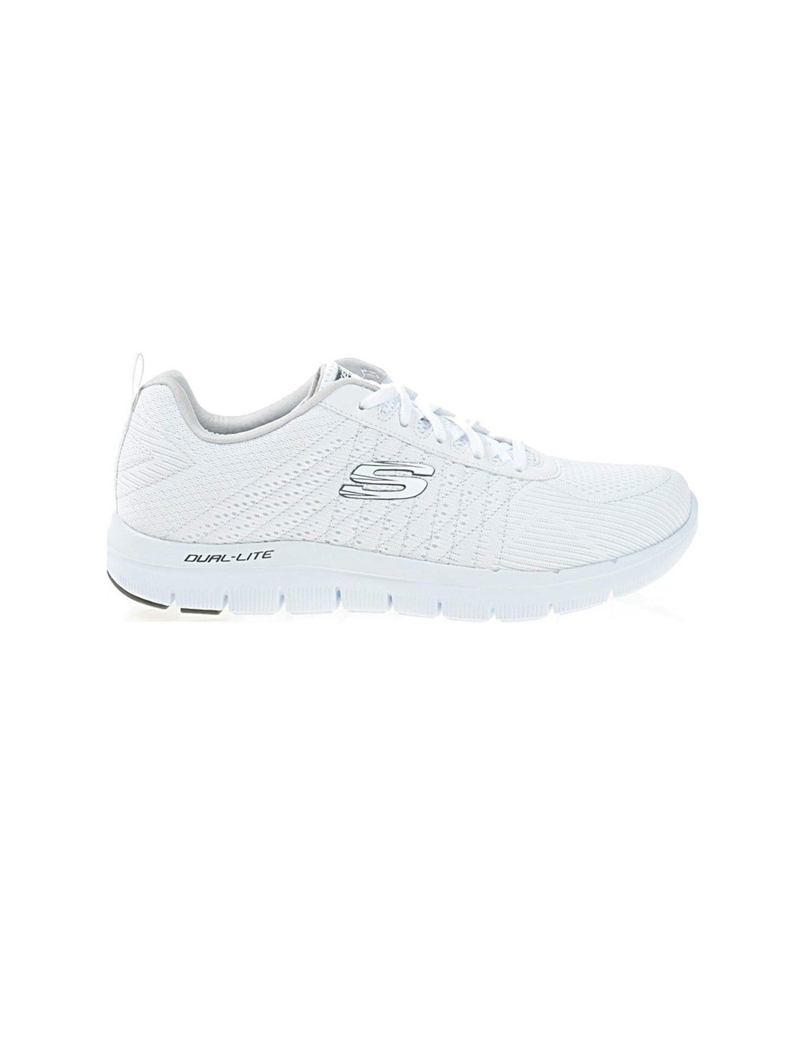 کفش تمرین بندی مردانه Flex Advantage 2-0 The Happs - اسکچرز - سفيد - 1