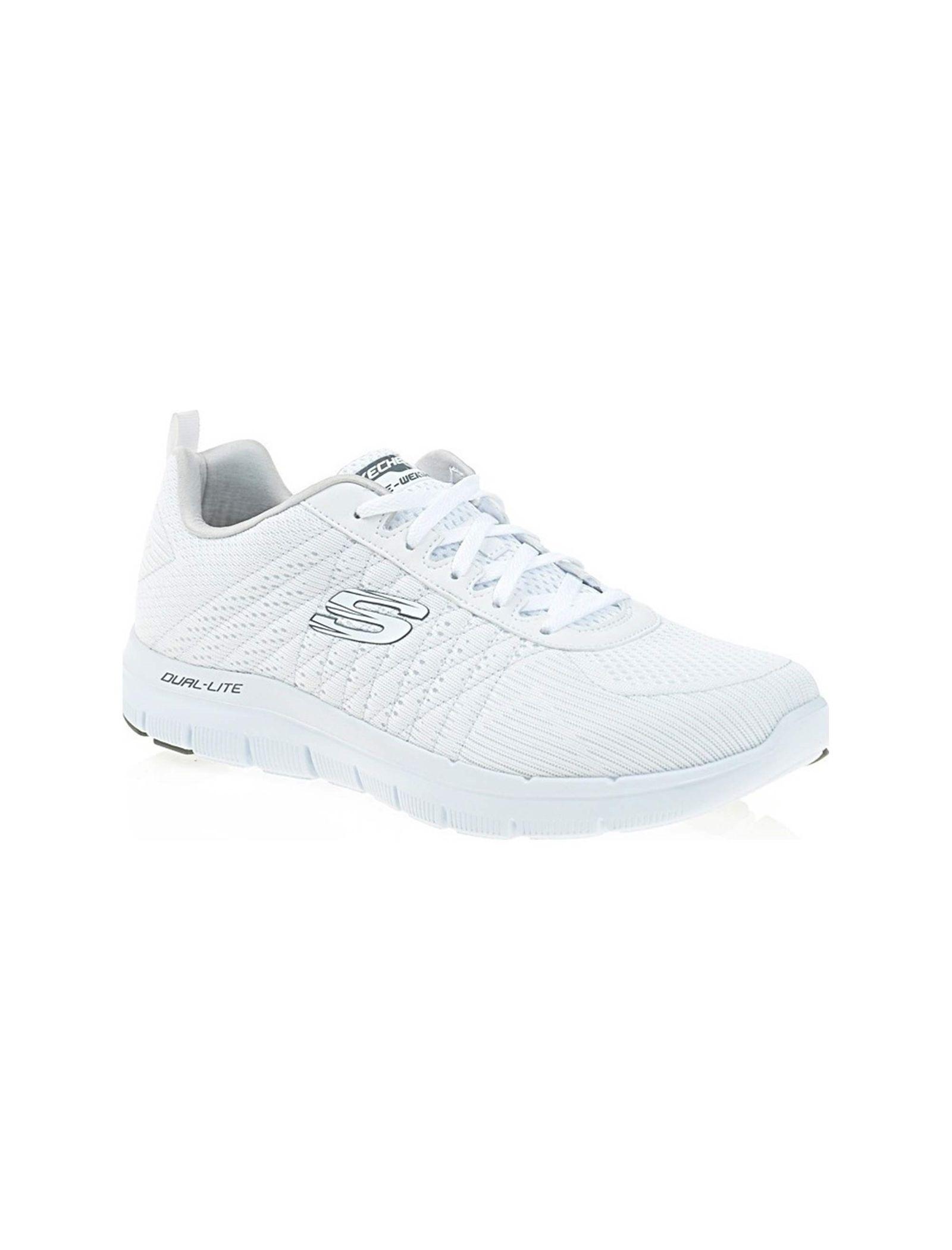 کفش تمرین بندی مردانه Flex Advantage 2-0 The Happs - اسکچرز - سفيد - 3