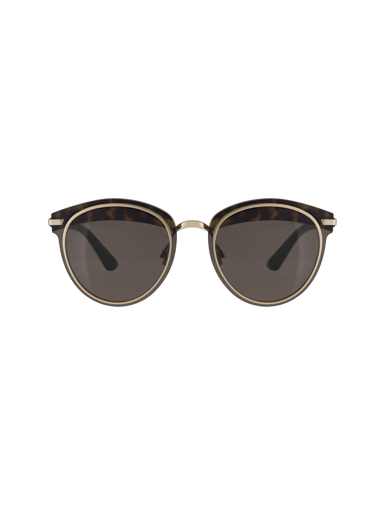 عینک آفتابی پنتوس زنانه - دیور - مشکي لاک پشتي - 1