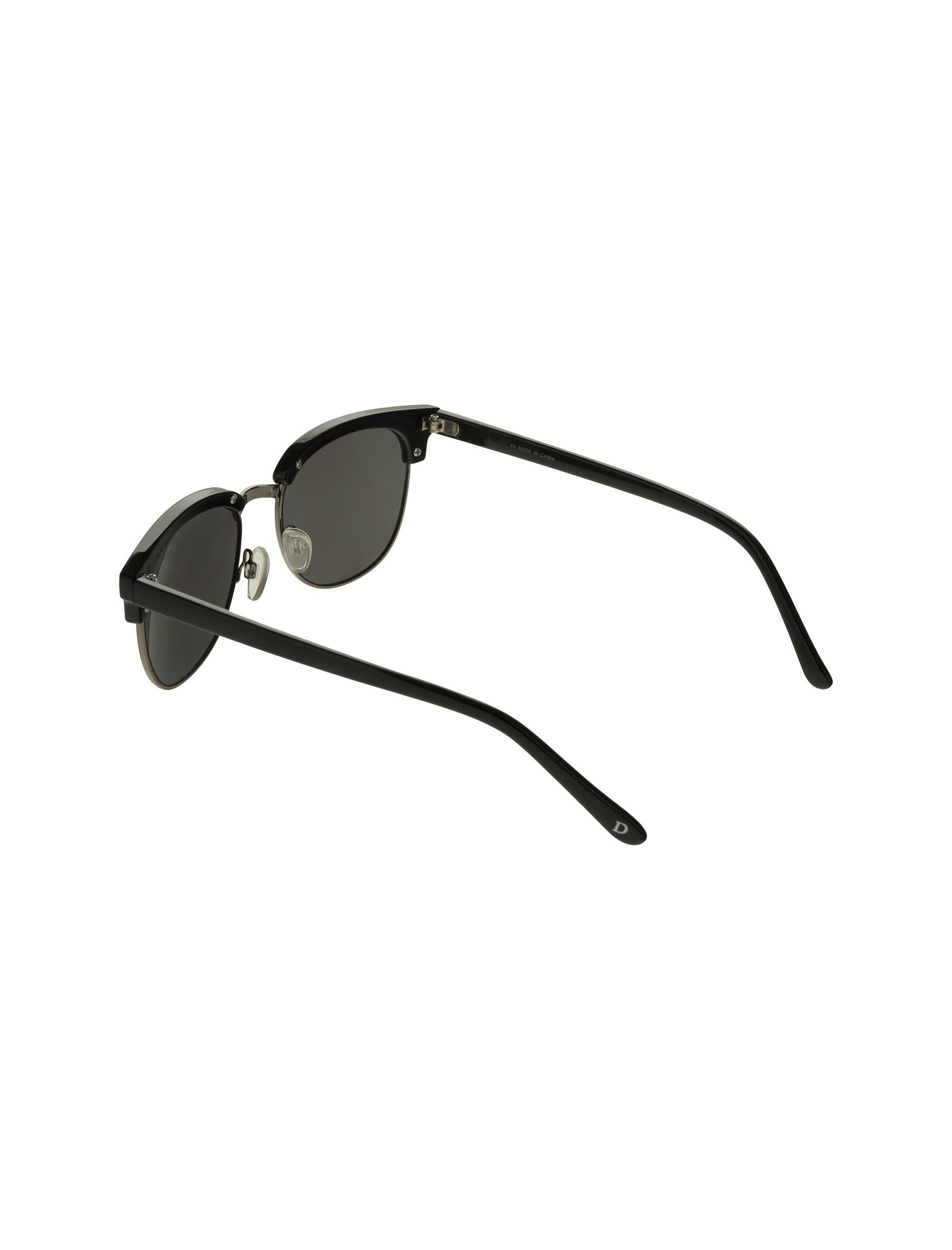 عینک آفتابی کلاب مستر مردانه - دون لندن - مشکي - 2