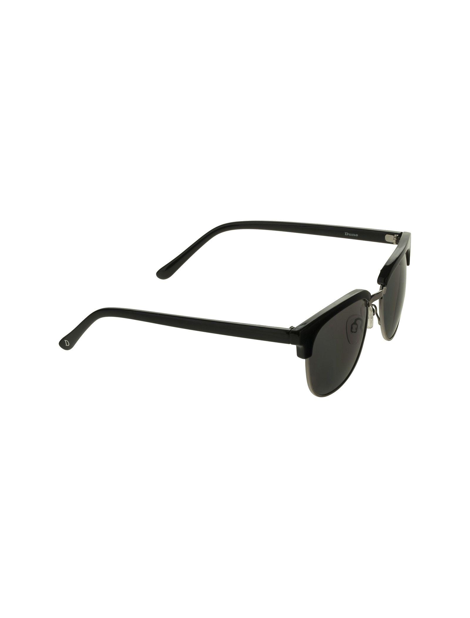 عینک آفتابی کلاب مستر مردانه - دون لندن - مشکي - 4