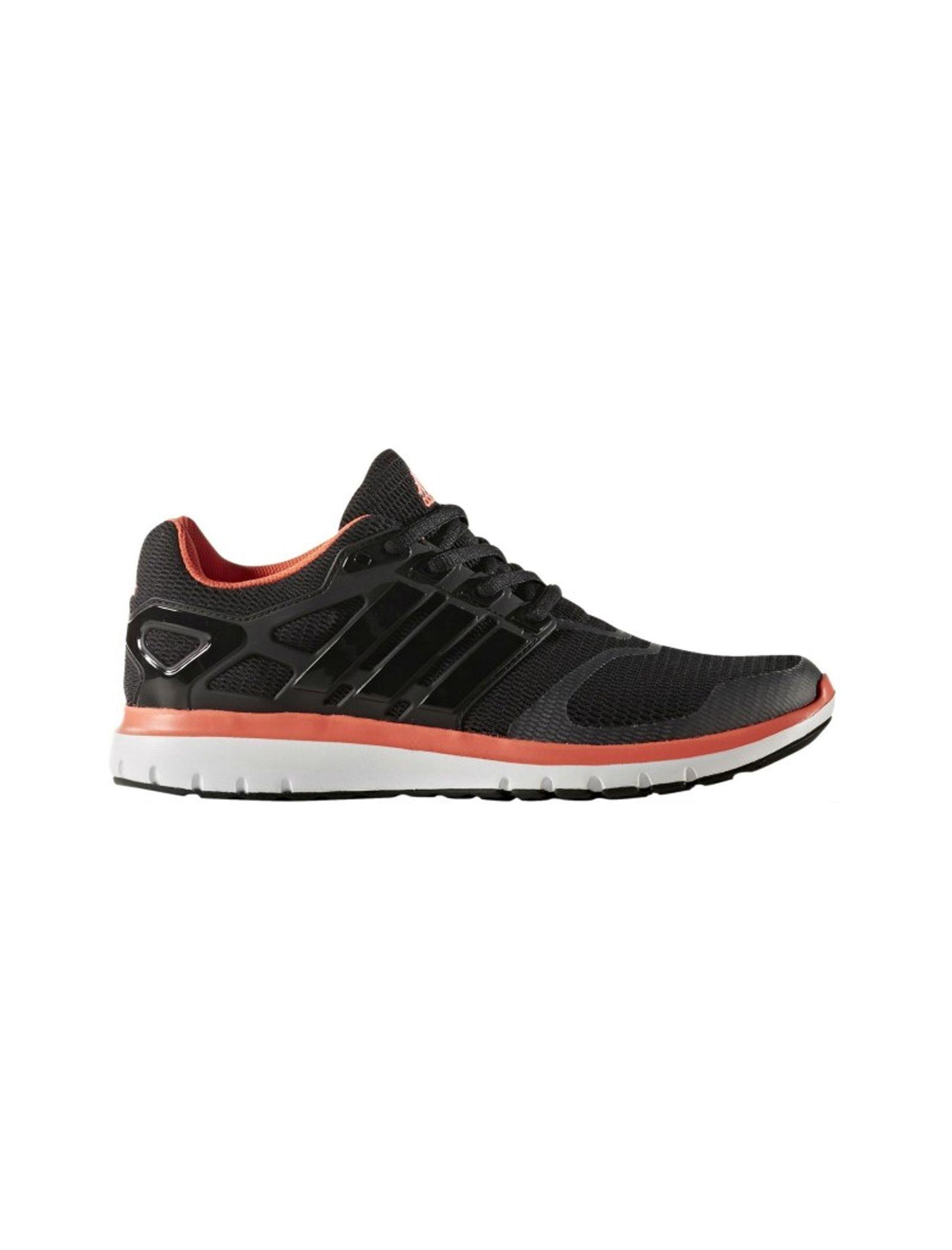 کفش دویدن بندی زنانه Energy Cloud V - آدیداس - مشکي و نارنجي - 1