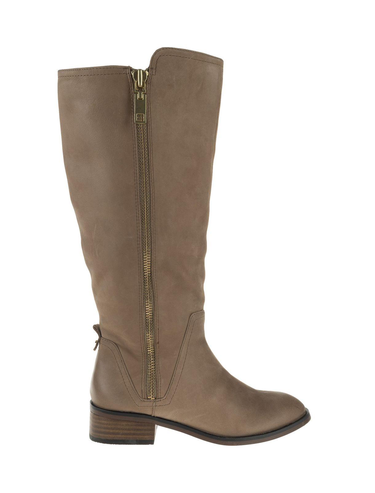 بوت نبوک تخت زنانه – آلدو  Women Nubuk Flat Boots – Aldo