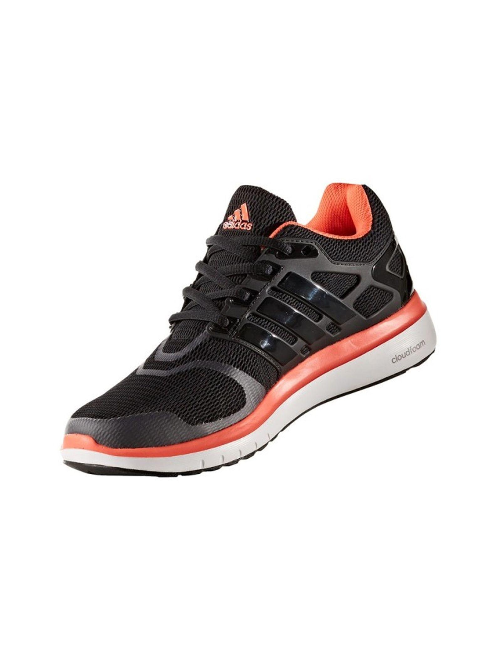 کفش دویدن بندی زنانه Energy Cloud V - آدیداس - مشکي و نارنجي - 4