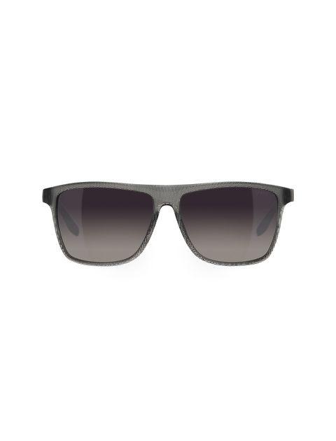 عینک آفتابی ویفرر مردانه - اسپاین - طوسي و بي رنگ - 1