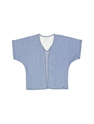 رویه لباس جین ساده دخترانه - تیفوسی