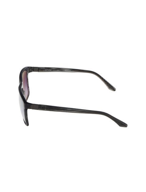 عینک آفتابی ویفرر مردانه - اسپاین - طوسي و بي رنگ - 3