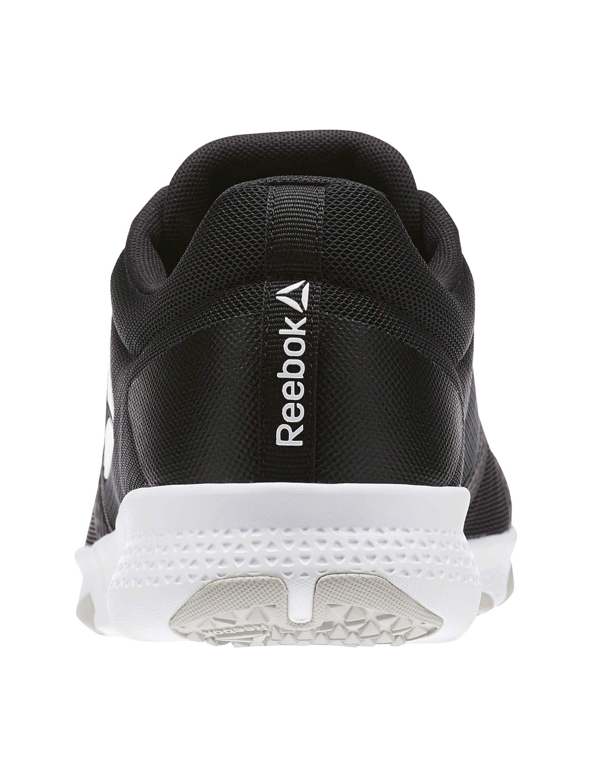 کفش تمرین بندی مردانه Flexile - ریباک - مشکي - 6