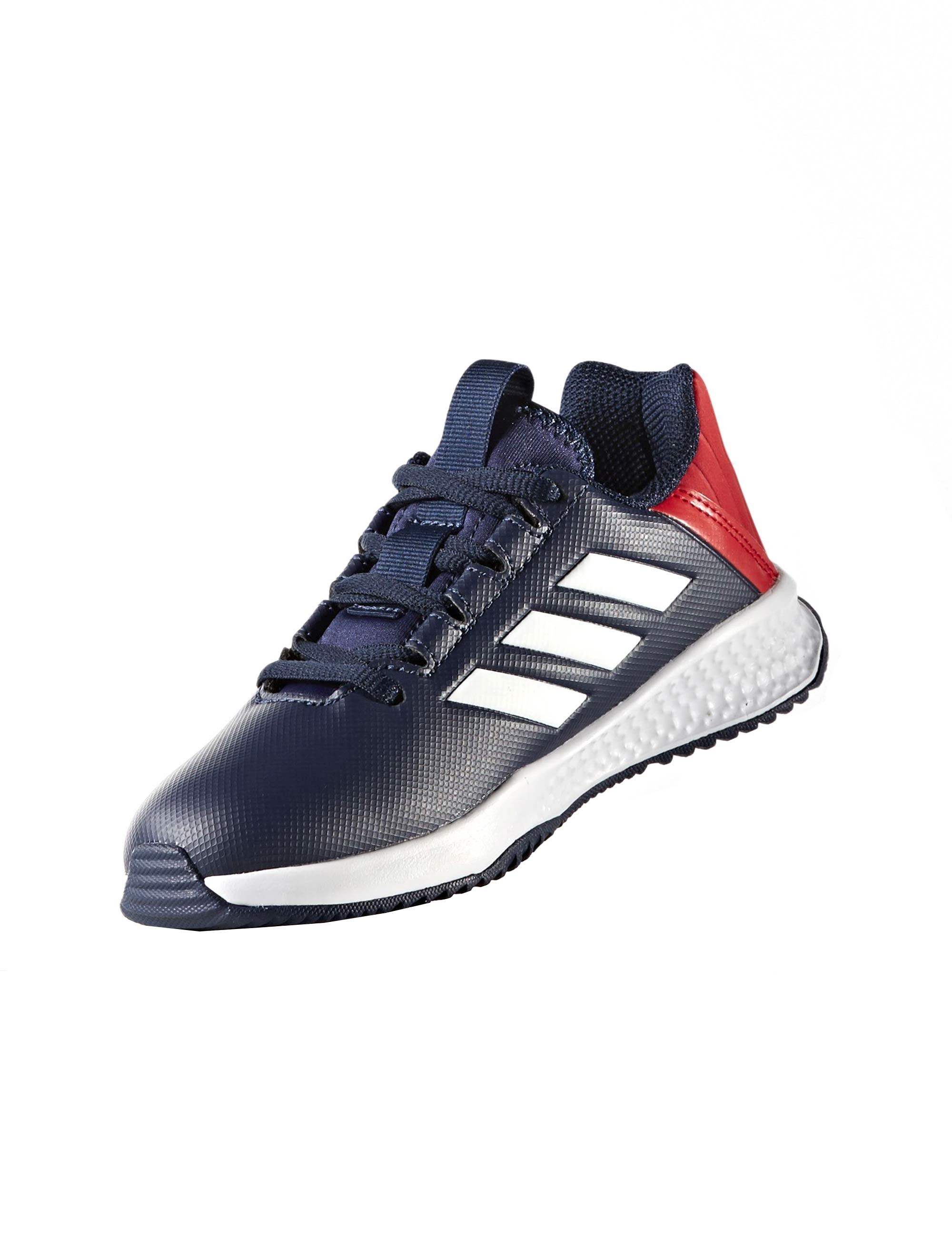 کفش فوتبال بندی پسرانه RapidaTurf FC Bayern Munich - آدیداس - سرمه اي - 4