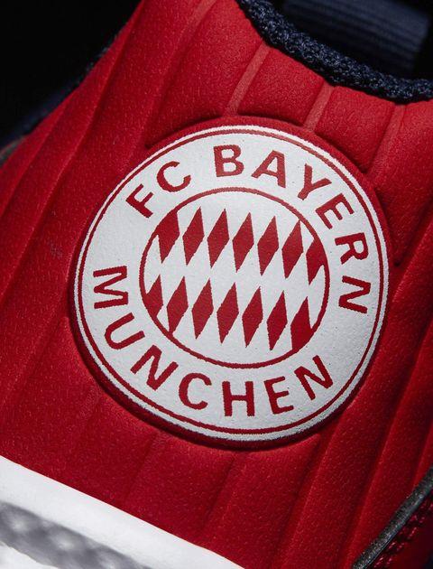 کفش فوتبال بندی پسرانه RapidaTurf FC Bayern Munich - سرمه اي - 5