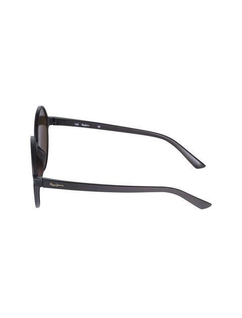 عینک آفتابی گرد زنانه - پپه جینز - زغالي - 3
