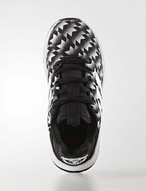 کفش فوتبال بندی پسرانه RapidaTurf Manchester United FC - مشکي - 4