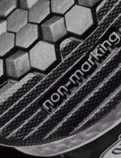کفش فوتبال بندی پسرانه RapidaTurf Manchester United FC - مشکي - 6