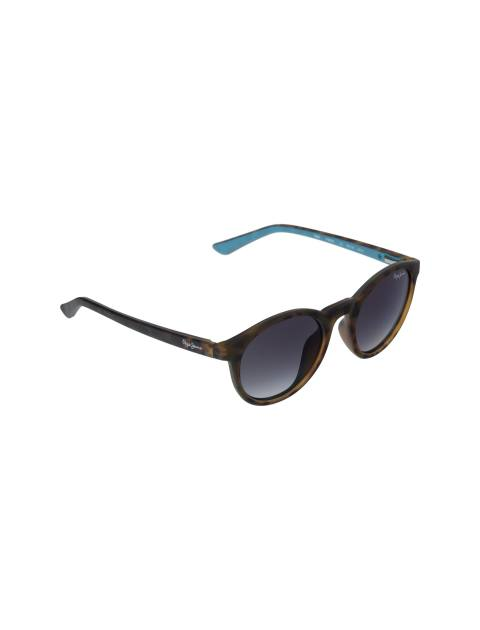 عینک آفتابی پنتوس بچگانه - پپه جینز - قهوه اي - 2