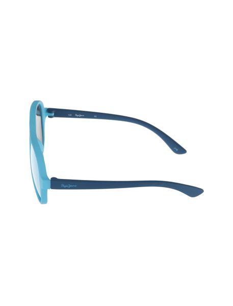 عینک آفتابی خلبانی بچگانه - آبي روشن - 3