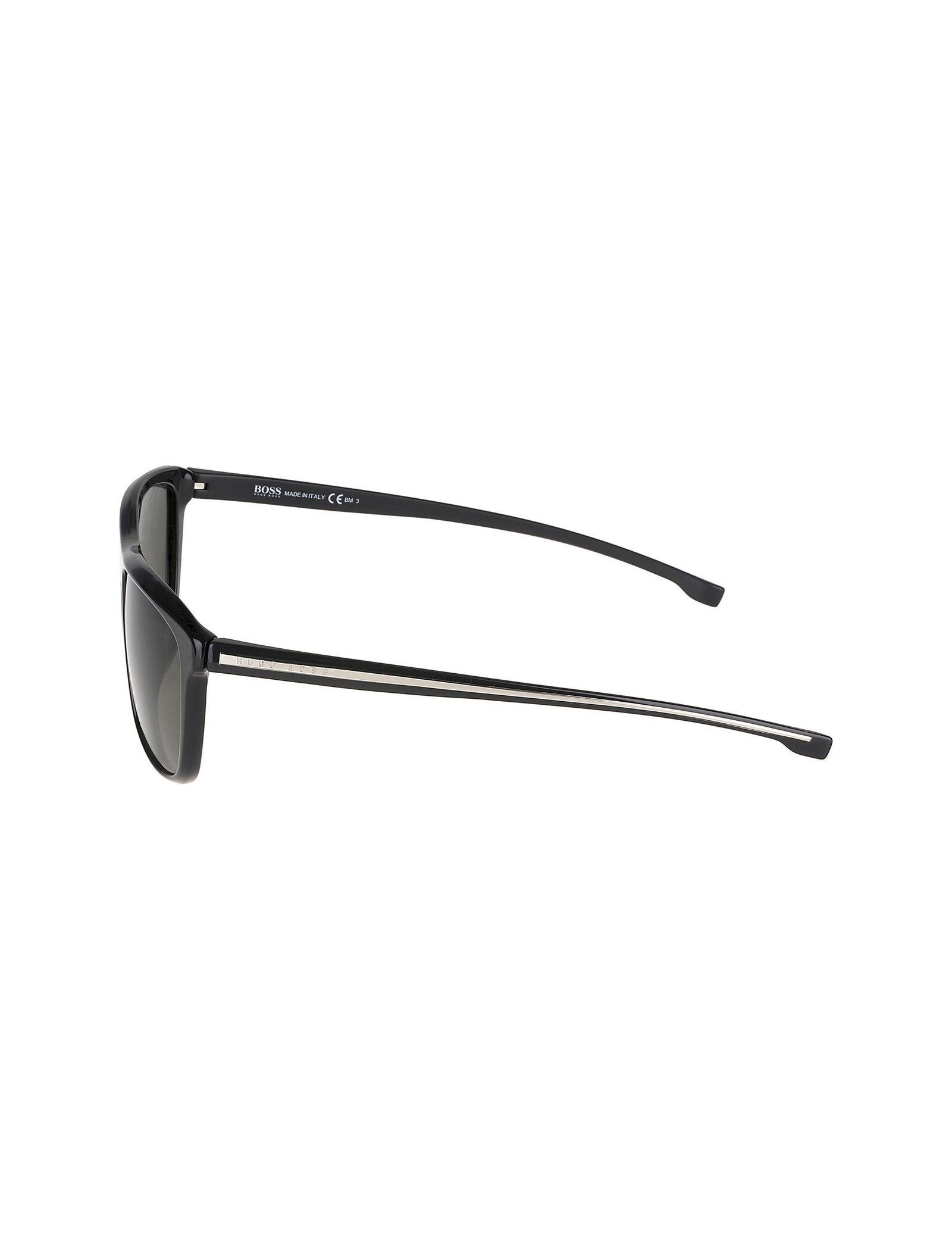 عینک آفتابی ویفرر مردانه - باس - مشکي - 4