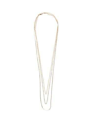 گردنبند زنجیری زنانه - پی سز