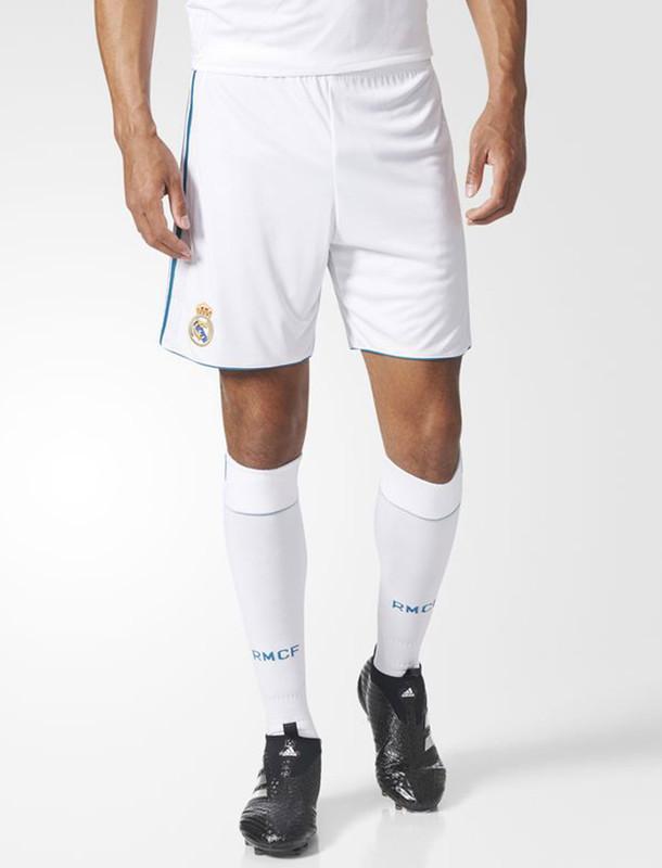 شلوارک فوتبال خانه تیم Real Madrid - آدیداس