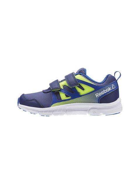 کفش دویدن چسبی پسرانه Run Supreme 2-0 - ریباک - آبي - 3