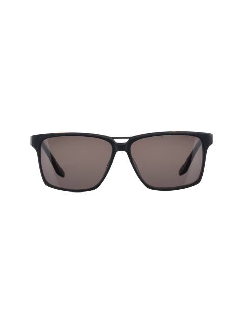 عینک آفتابی ویفرر مردانه - مشکي و قهوه اي - 1