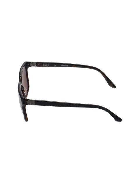 عینک آفتابی ویفرر مردانه - مشکي و قهوه اي - 3
