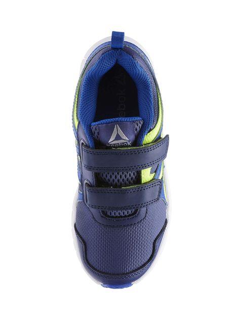 کفش دویدن چسبی پسرانه Run Supreme 2-0 - ریباک - آبي - 5