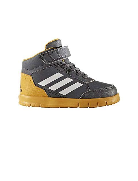 کفش دویدن چسبی بچگانه Altasport Mid EL I - آدیداس - طوسي - 1