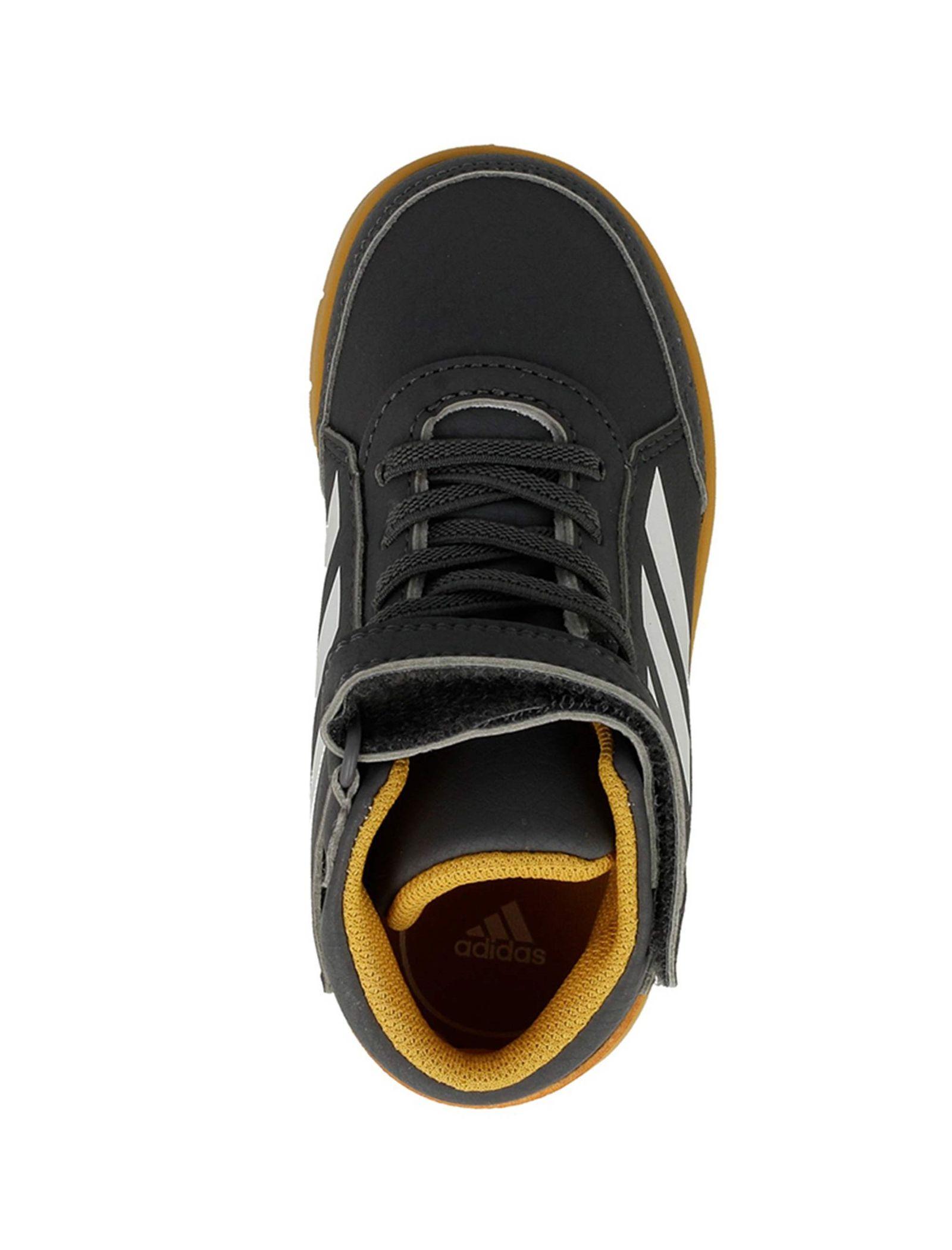 کفش دویدن چسبی بچگانه Altasport Mid EL I - آدیداس - طوسي - 2