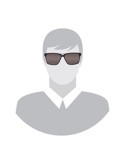 عینک آفتابی ویفرر مردانه - مشکي و قهوه اي - 6