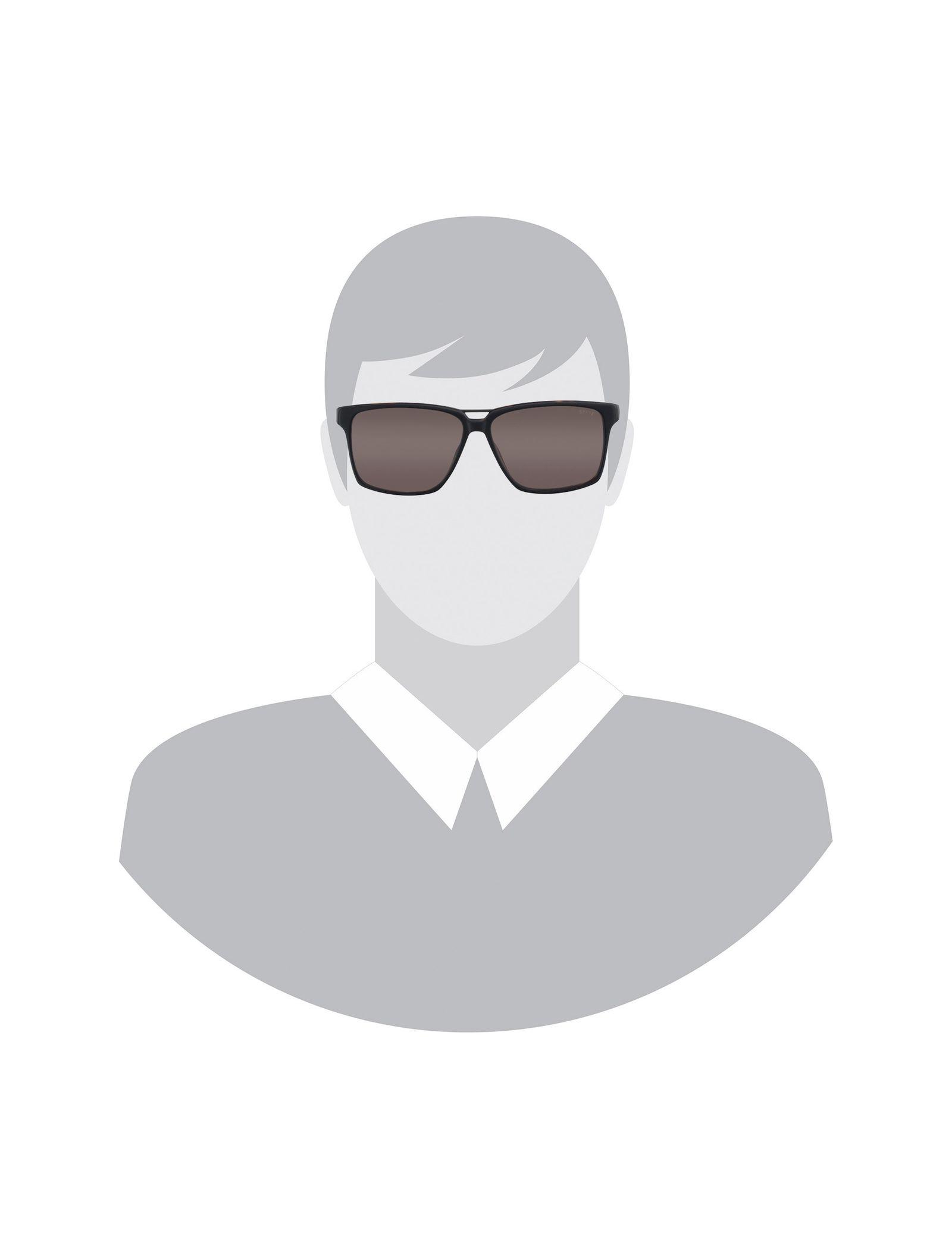 عینک آفتابی ویفرر مردانه - اسپاین - مشکي و قهوه اي - 6