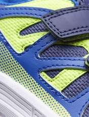 کفش دویدن چسبی پسرانه Run Supreme 2-0 - آبي - 7