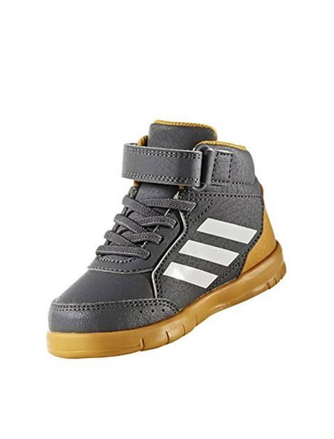 کفش دویدن چسبی بچگانه Altasport Mid EL I - آدیداس - طوسي - 4